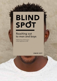 Addressing a blind spot in the response to HIV — Reaching out to men and boys